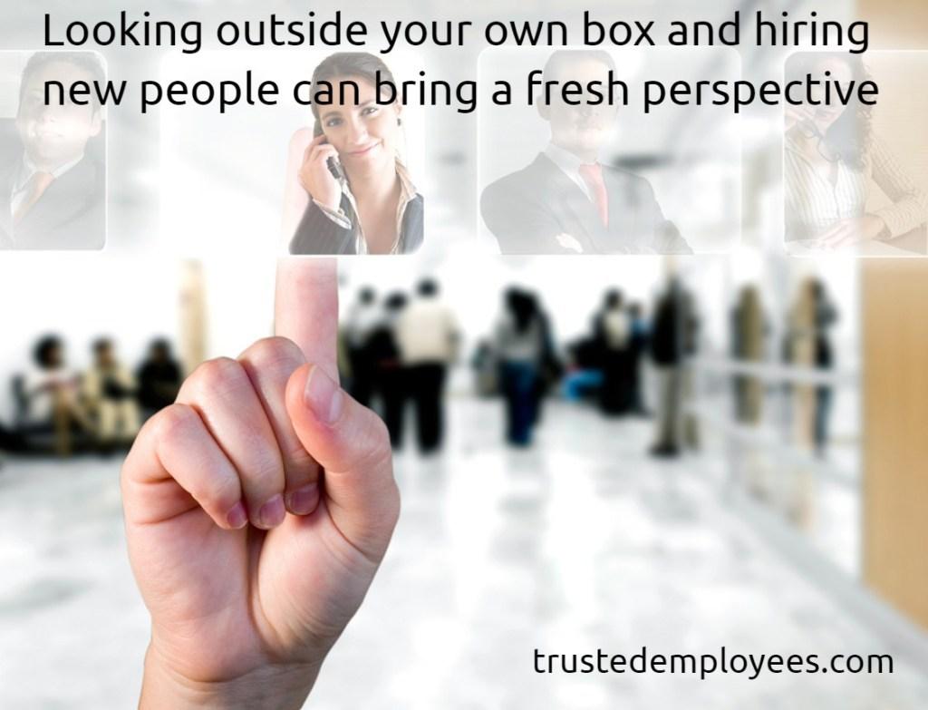 Internal & External Recruiting