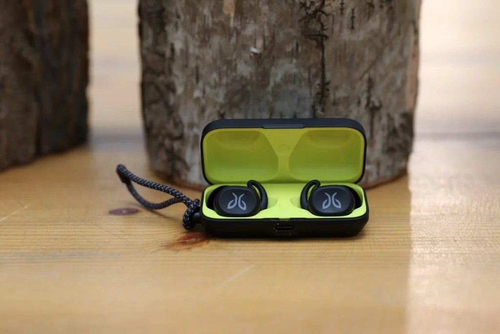 Jaybird Vista open Sweat-proof headphones for your workouts
