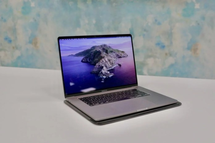 The 16-inch MacBook Pro is rumoured to get an Apple Silicon upgrade this year