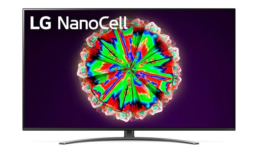LG NANO81 Every OLED and NanoCell TV announced so far