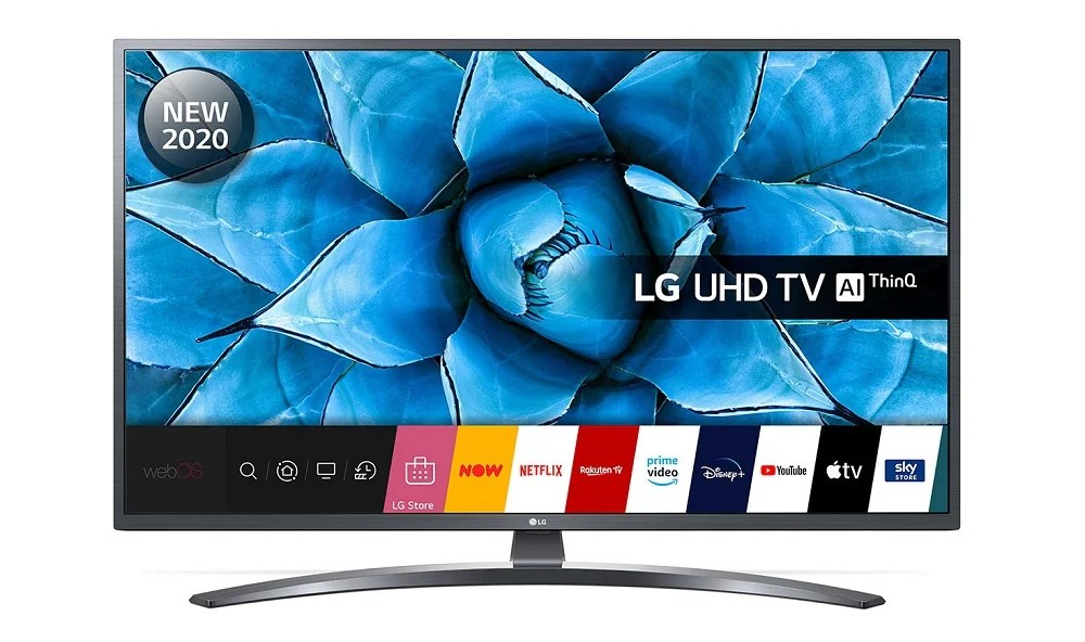 LG UN74 Every OLED and NanoCell TV announced so far