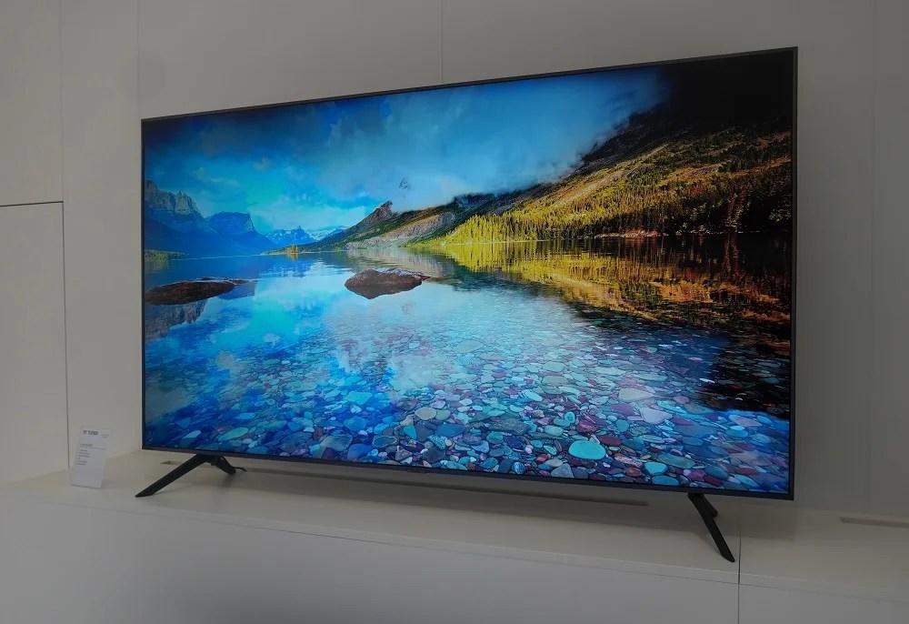 Samsung TU7100 Samsung TV 2021: Every 8K & 4K TV announced so far