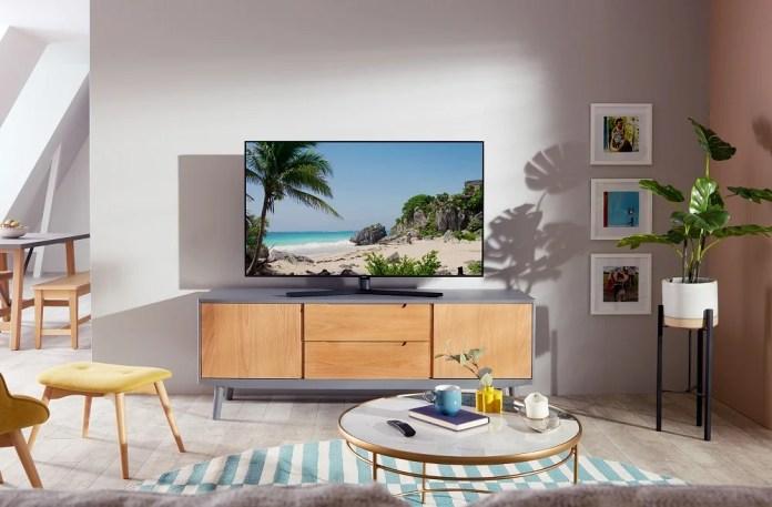 Samsung TU8500 (UE50TU8500) 4K TV review   Trusted Reviews