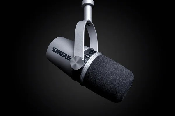 Shure MV7 Podcast