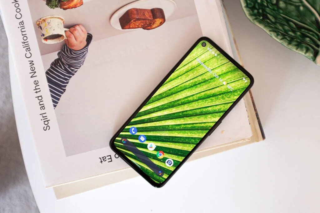 Pixel 4 A 5G