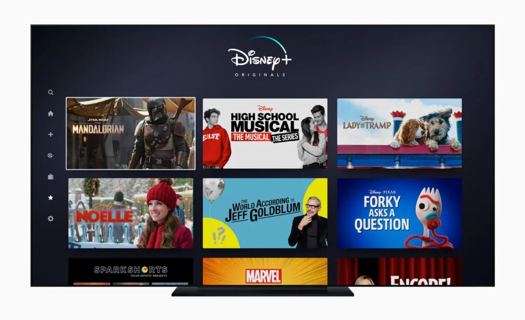 Disney Plus Apple TV
