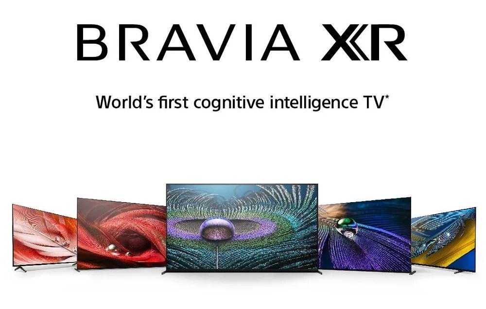 BRAVIA XR Lineup Every 8K LED, 4K OLED and BRAVIA XR TV