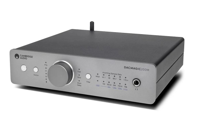 The DacMagic 200M is Cambridge Audio's newest flagship DAC