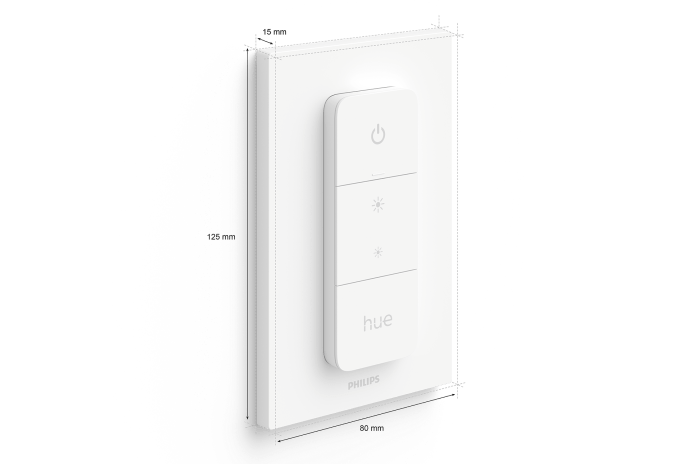 New Philips Hue Dimmer Switch gets lighting to match time of day