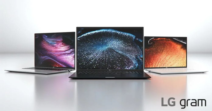 LG's lightweight laptops see an Intel-flavoured upgrade
