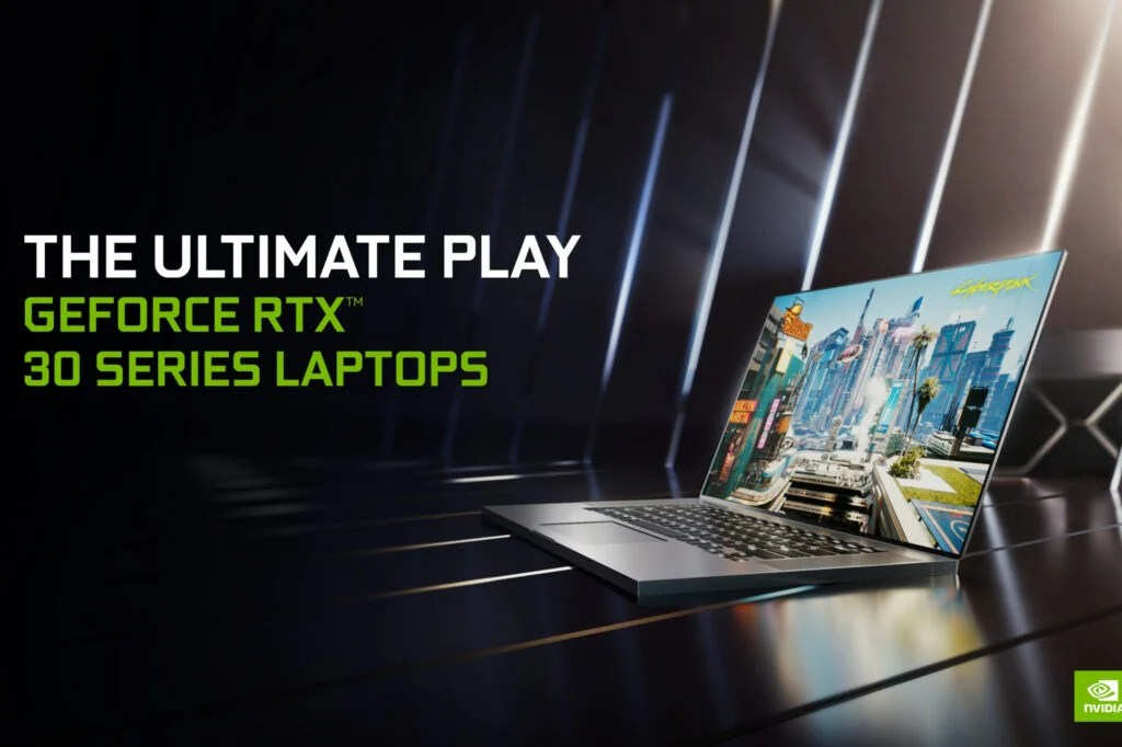 Nvidia 30 series gaming laptop