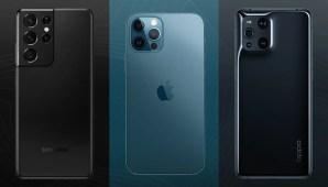 Лучшие камерофоны 2021 года: 11 потрясающих камер для смартфонов
