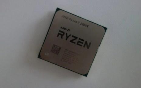 AMD Ryzen 7 5800X Review
