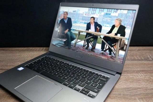 Acer Chromebook 714 screen