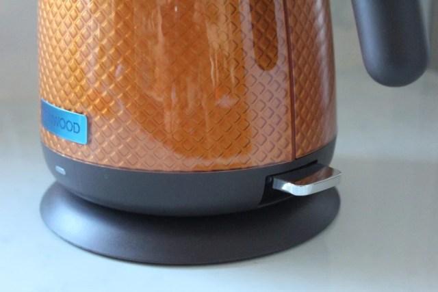 Kenwood Mesmerine 1.6L Kettle power switch