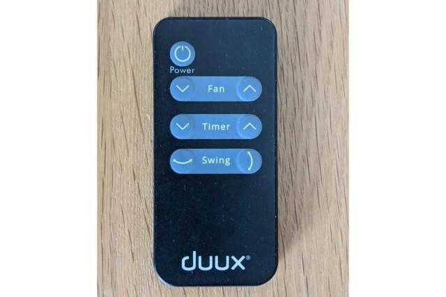 Duux Globe remote
