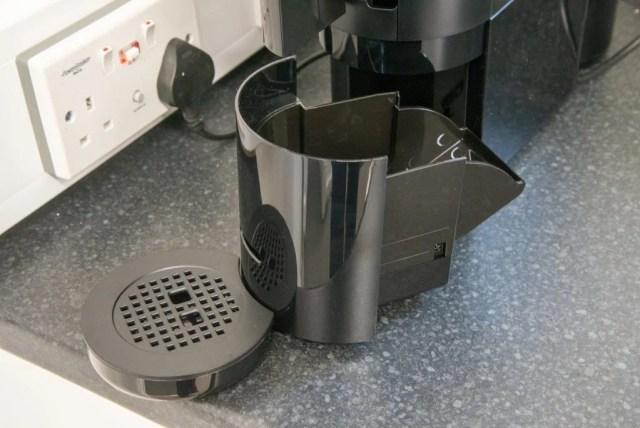 Nespresso Atelier used capsule bin