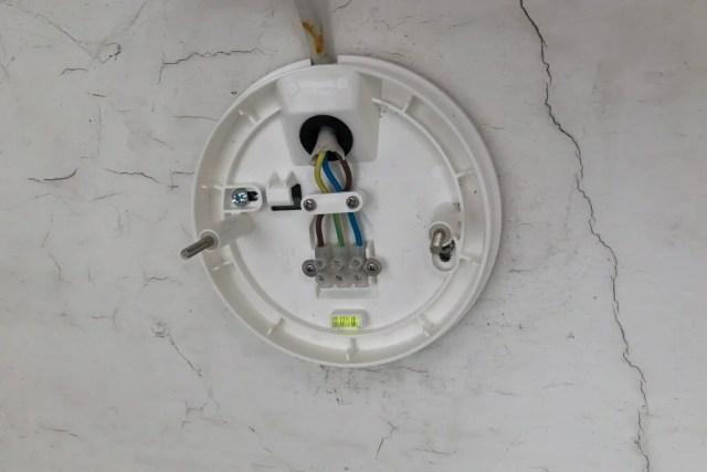 Ring Floodlight Cam Wired Plus bracket