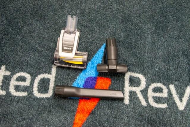 Shark Bagless Cylinder Vacuum Cleaner CZ500UKT accessories
