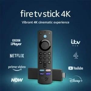 Secret Fire TV Stick 4K 2021 Deal