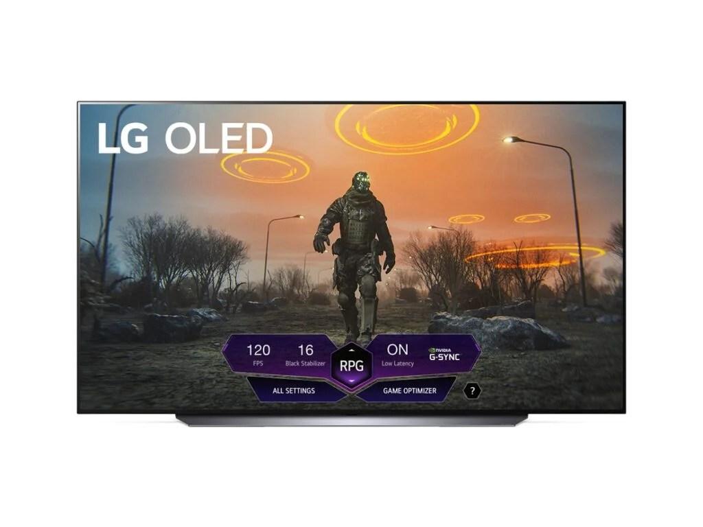 LG OLED Gaming