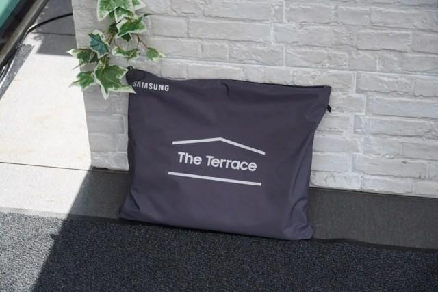 Samsung The Terrace cover