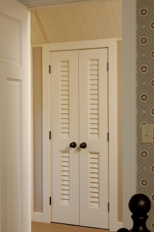 False Louvered Interior Doors