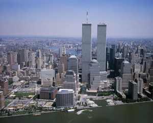 New York City Skyline - World Trade Center