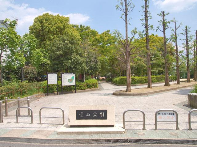 堂山公園写真