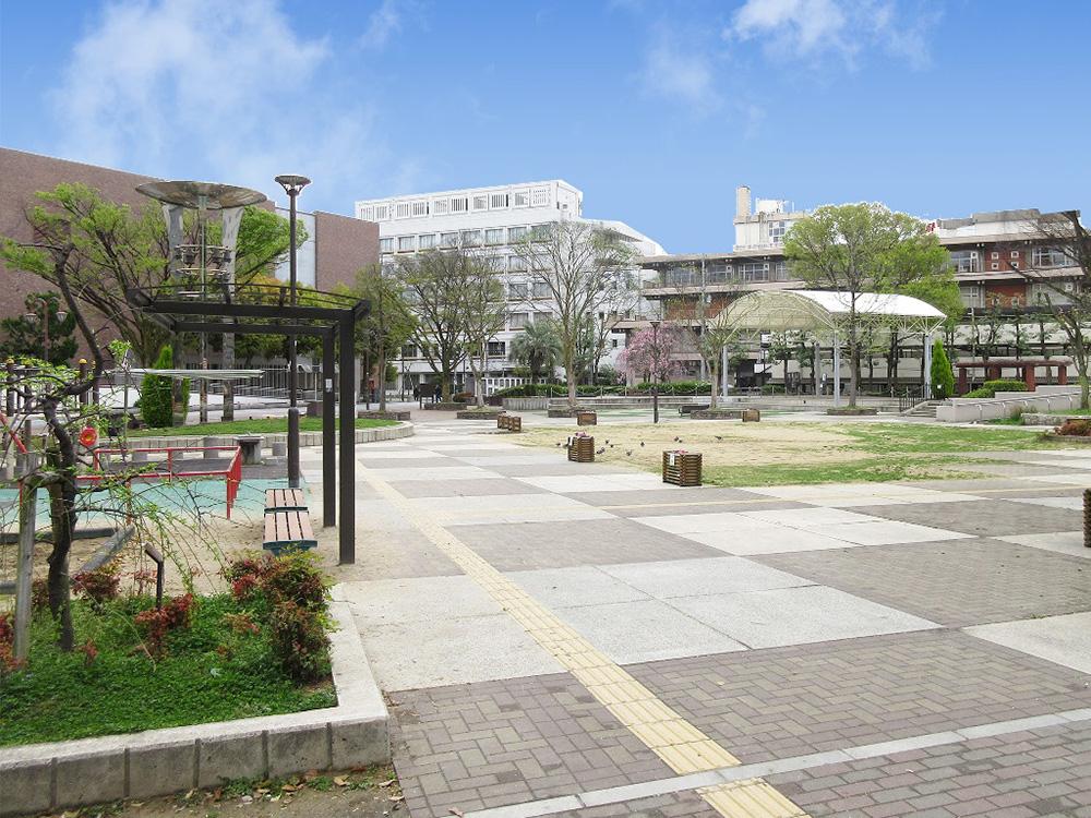 岡東中央公園写真