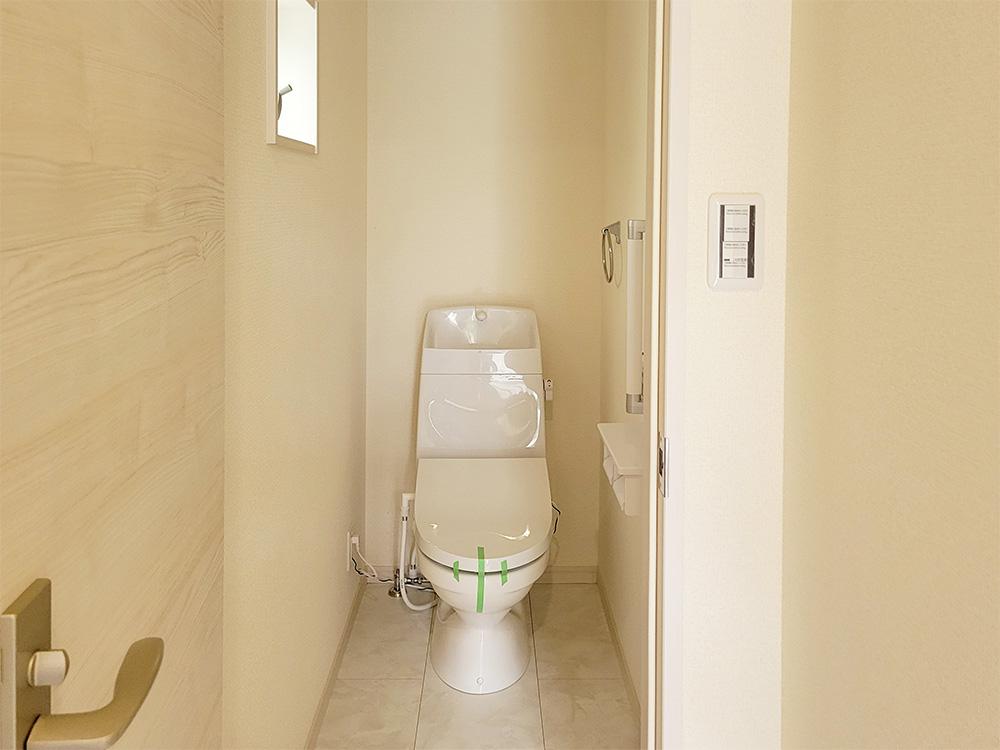 1階・2階トイレ有り写真