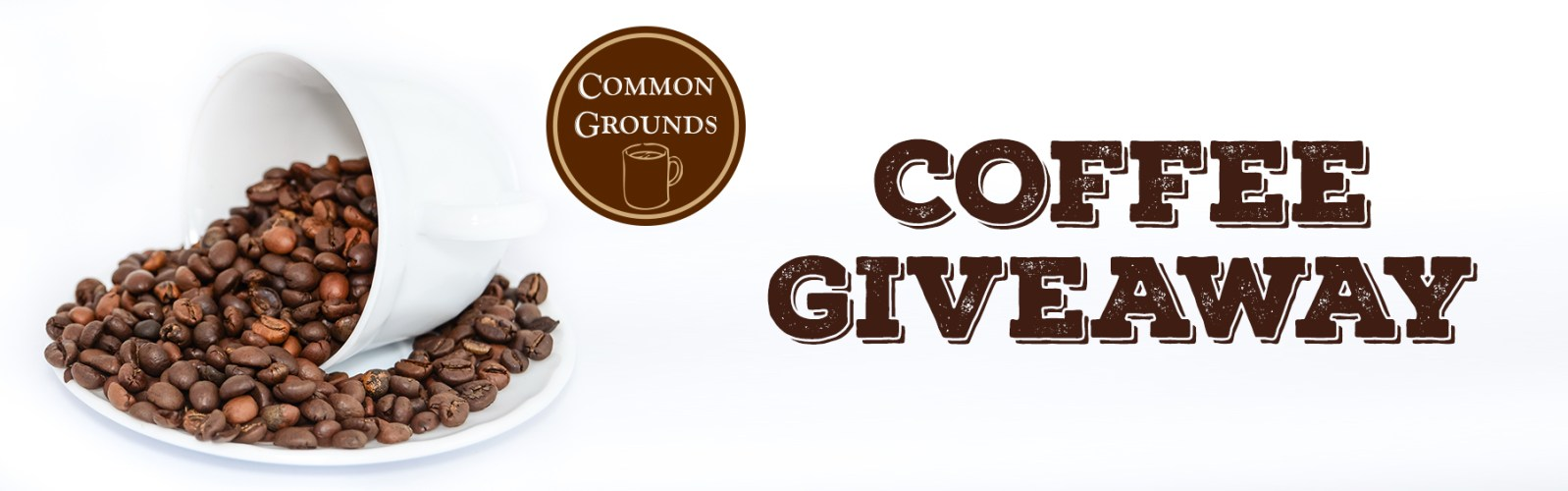 Common Grounds Coffee Giveaway