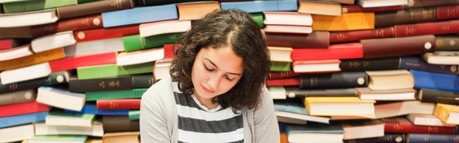 Textbooks on Reserve