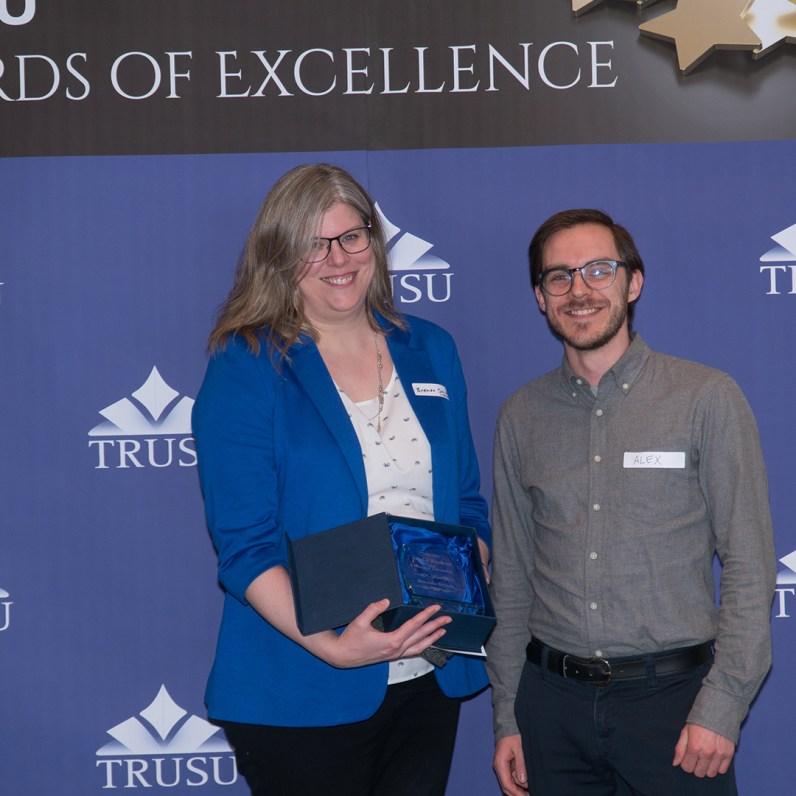 Brenda Smith – Student Advocacy Award Recipient