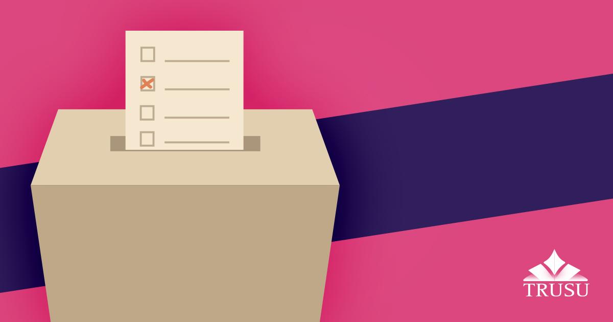 TRUSU Election 2019