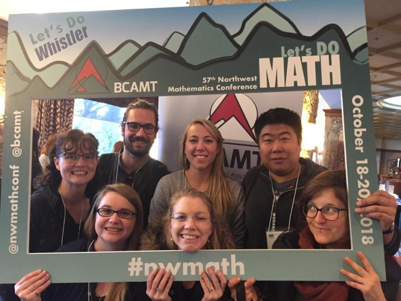 Northwest Math Conference 2018