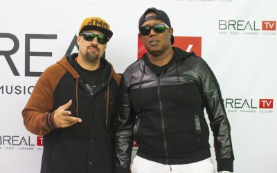 Master P – The Dr. Greenthumb Show Interview | BREALTV