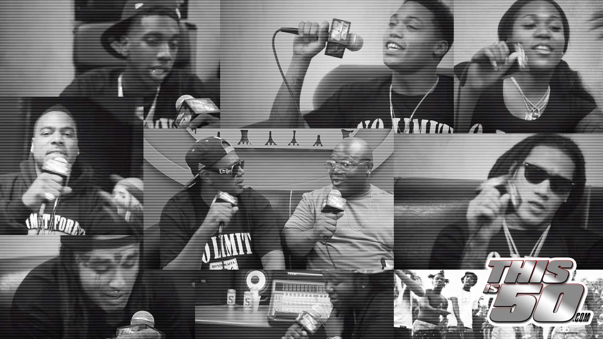 """Master P's Super Hot 'No Limit Soldiers"""" Freestyle Cypher"""