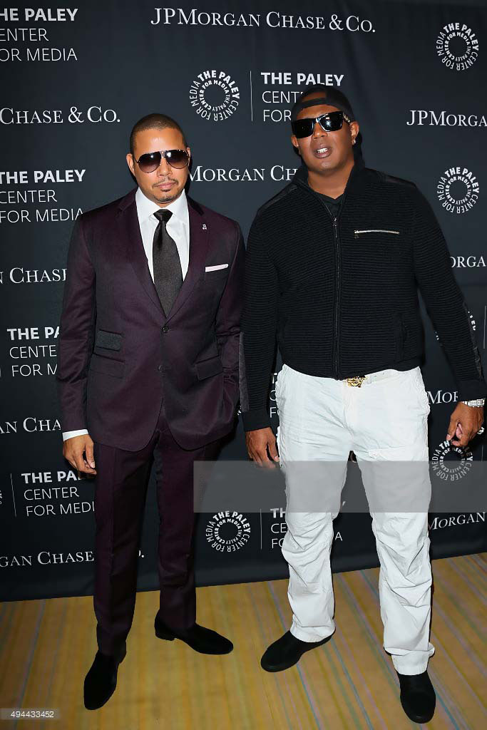 Terrence Howard Runs An Empire On TV And Master P Runs An Empire In Real Life