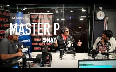 "Master P on 20 Years of ""ICE CREAM MAN"" Full Interview"
