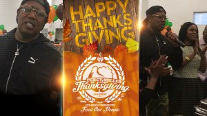 "Master P 18th Annual Thanksgiving ""Feed Our People "" Event"