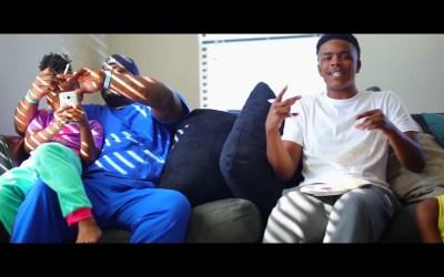"Marqus Clae Freestyles over Warren G & Nate Dogg's ""Regulators"""