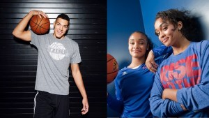 NBA PLAYER AARON GORDON WANTS GONZALEZ TWINS ON HIS TEAM FOR MASTER P's MIXED GENDER HOOP LEAGUE