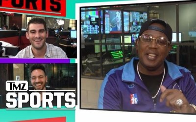Master P: My Co-ed Hoops Team Could Beat NBA Squads!!