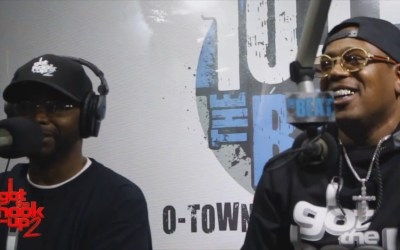 "MASTER P AND A.J. JOHNSON ON THE RADIO TALKS ABOUT ""I GOT THE HOOK UP 2"" MOVIE AND COMEDY TOUR"
