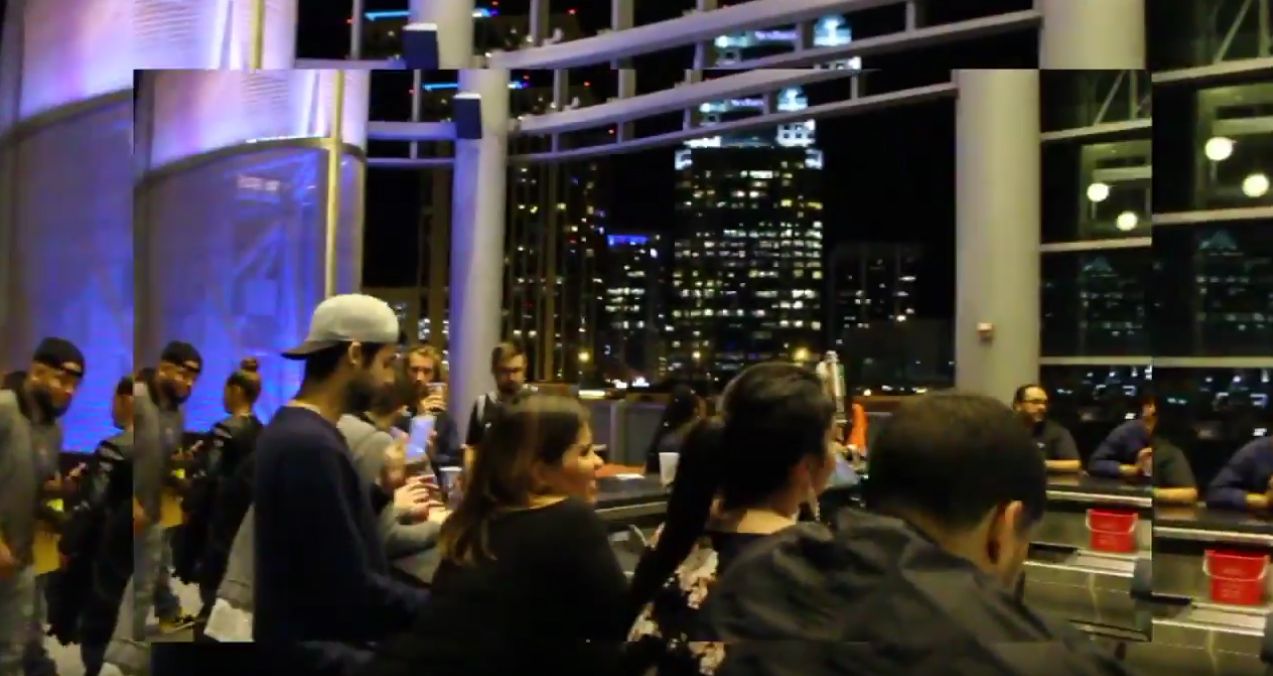 MASTER P SUGAR SKULL RUM LANDING BAR IS THE NEW HOT SPOT  IN ORLANDO AT THE AMWAY CENTER