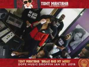 TONY MANTANA ALBUM LISTENING PARTY HAS FLORIDA DJS ALL IN WITH THE STREET KING