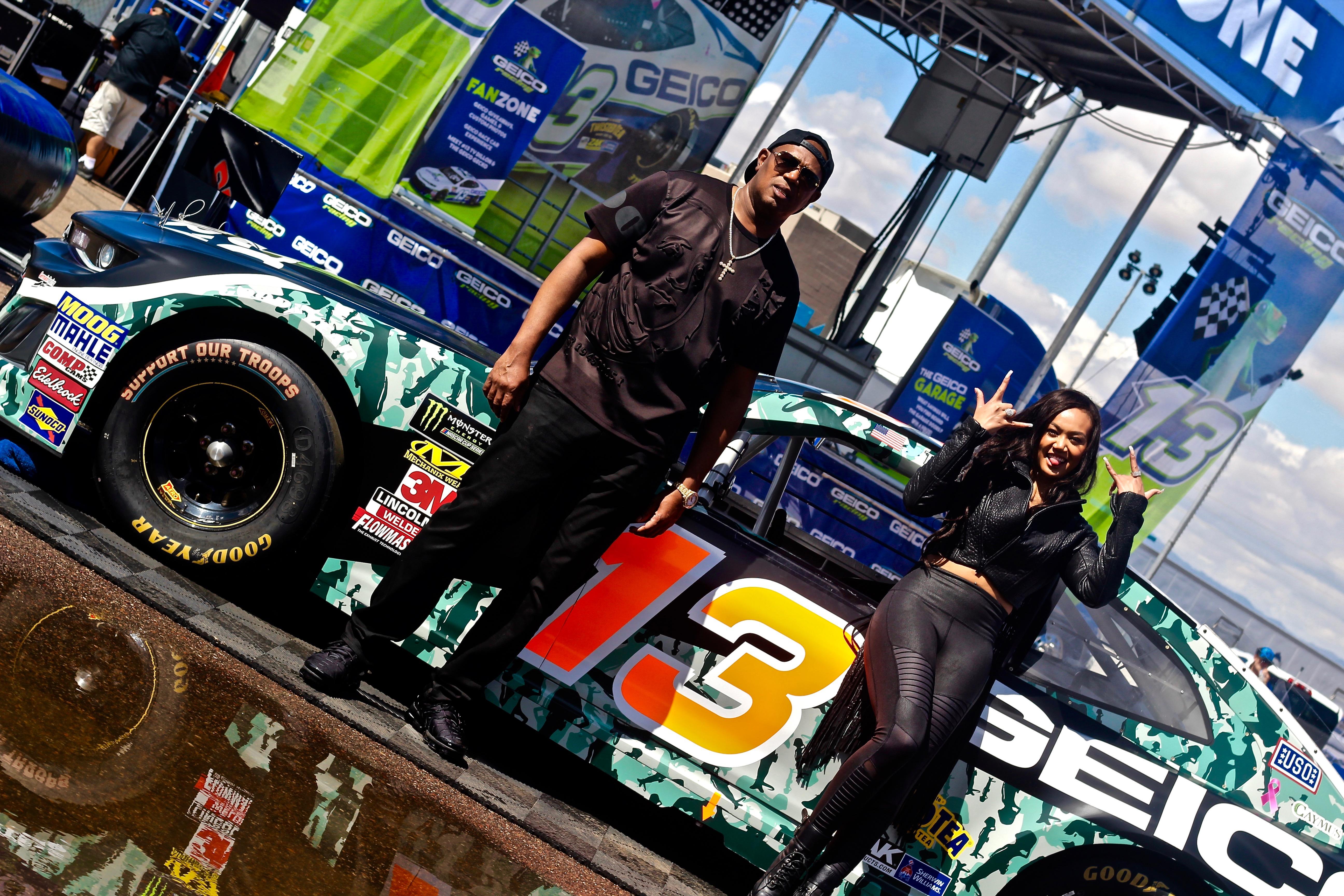 SUGAR SKULL RUM GREAT TASTING BRAND GAINS  NATIONAL ATTENTION AT NASCAR