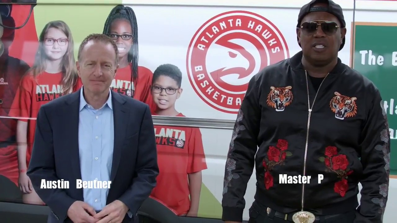 Atlanta Youth Get Glasses with Master P & Vision to Learn