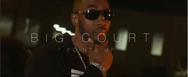 "Master P's longtime friend and protege' Big Court drops his first single ""Points Up"" (FULL VIDEO)"